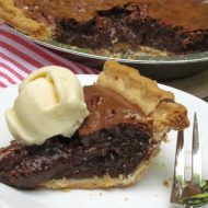 Mouth Watering and Super Easy Fudge Pie Recipe