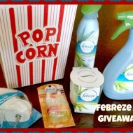 Detecting odors in your home–Taking the NoseBlind test with Febreze