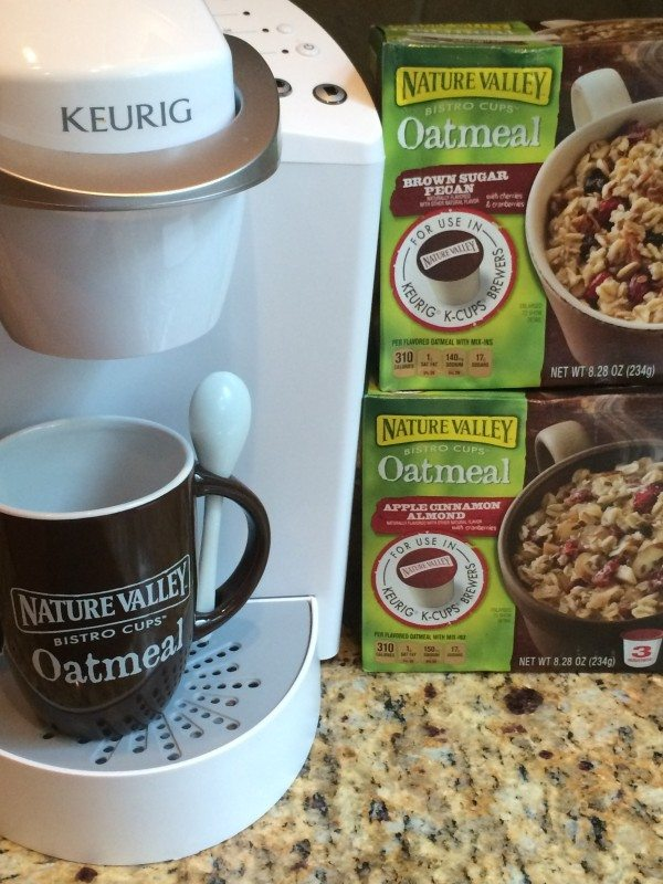 Back to School Breakfast Ideas with Bistro Cups