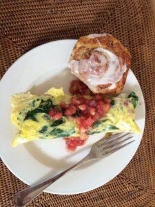 ziploc omlets