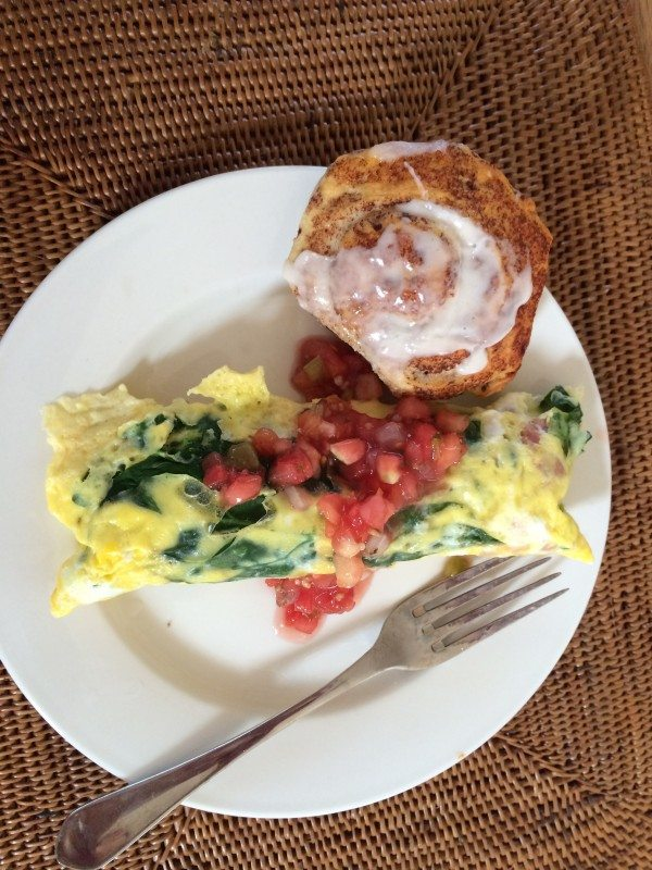 Omelet or Eggs in A Bag Recipe Perfect for Camping or Brunch
