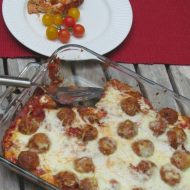 Inexpensive Meatball Sub Casserole Recipe