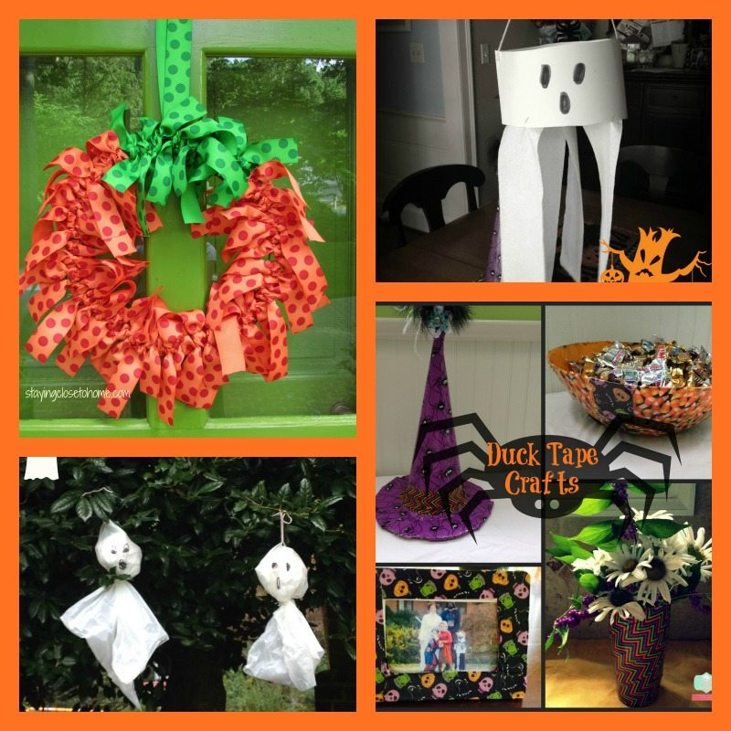 DIY Halloween crafts In Under One HourInexpensive-DIY-Halloween-Crafts