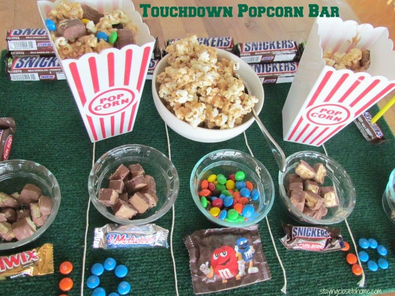 popcorn-bar recipe -idea