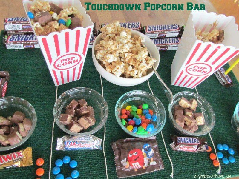 popcorn-bar recipe -idea