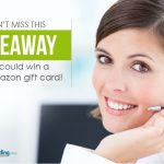 $50 Amazon Gift Card  #Giveaway as good as Calling tollfree.