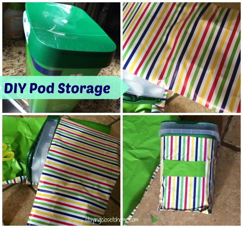 DIY-cleaning-pod-storage