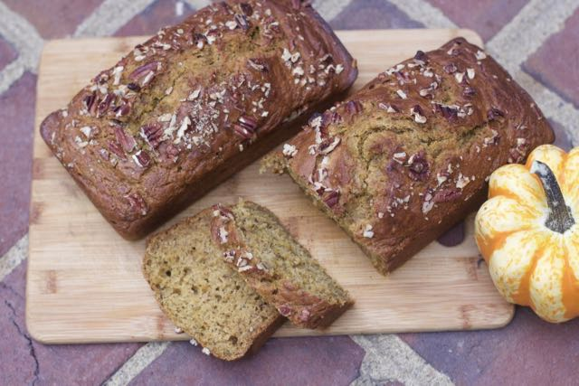 Healthy Pumpkin Bread Recipe With A Secret Ingredient