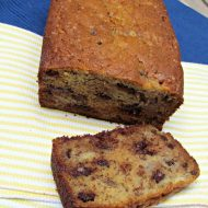 Ultimate Chocolate Chunk Banana Bread Recipe