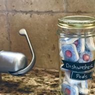 Dishwasher Pods Storage Solutions And Free Movie Ticket
