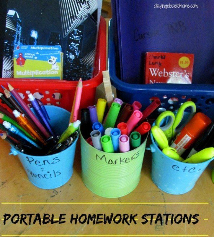 homework-stations