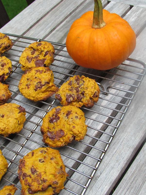 pumpkin cookies