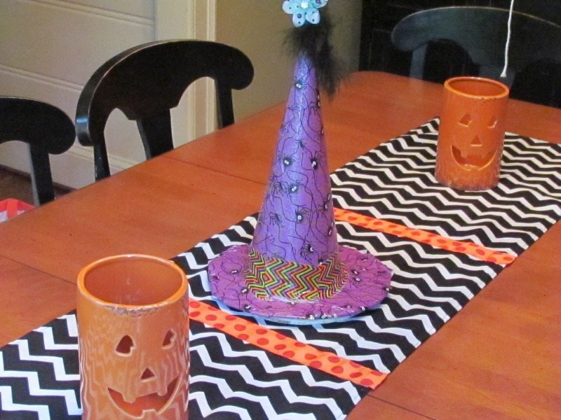 DIY Halloween Decorations In Under One Hour