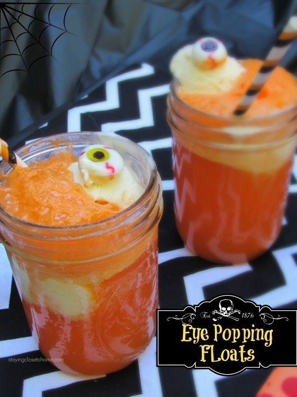 Ghoolishly Fun Halloween Drinks For Kids