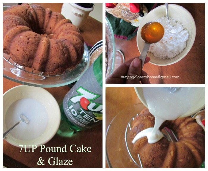 Pound Cake Recipe Low Fat: Lightened Up Pound Cake Recipe Using Sunkist Ten & 7UP Ten