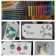 Cute Handmade Gift Tags