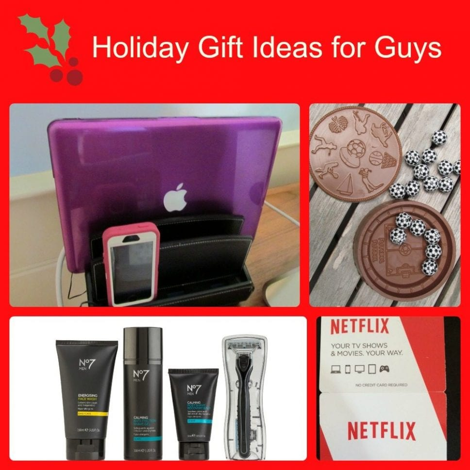 Holiday Gift Ideas for Guys