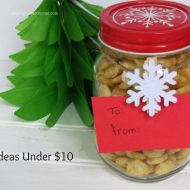 Handmade Holiday Gift Ideas for Under $10