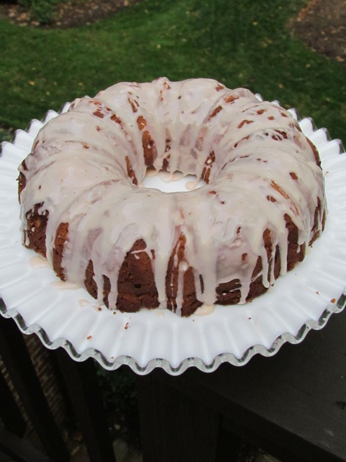 Low Fat Pound Cake Recipe using Sunkist and 7UP Ten