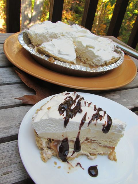 frozen pie recipe