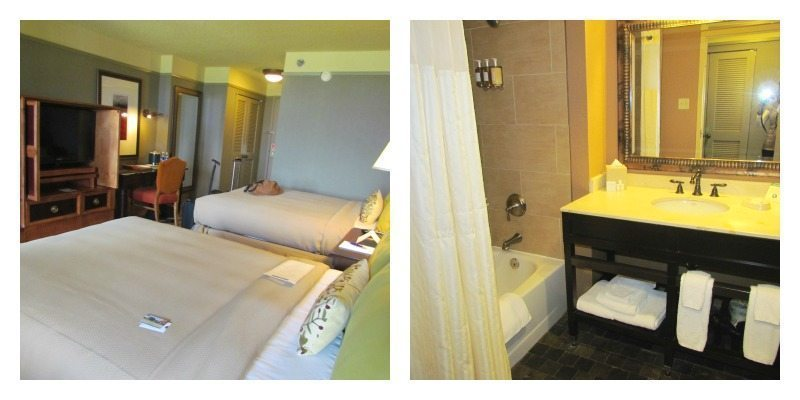 LANSDOWNE RESORT ROOMS