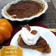 How to Doctor up a Frozen Pumpkin Pie