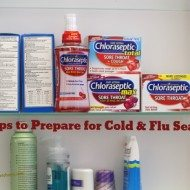 Are you prepared for Cold and Flu Season ?