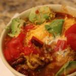 Game Day Recipes: Grandma Beef Chili Recipe
