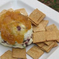 Make ahead Cheese Ball Recipe