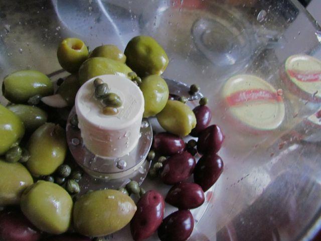 Olive Tapenade