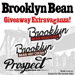 Brooklyn Bean Extravaganza: Midnight Hot Cocoa Giveaway