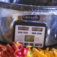 Easy Chicken Recipe Crock Pot Rotisserie-style Chicken