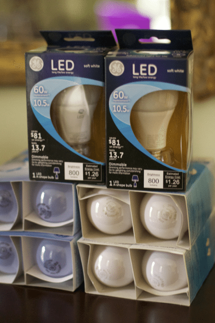 Improving You Indoor Lighting and GE Lighting Home Makeover Sweepstakes
