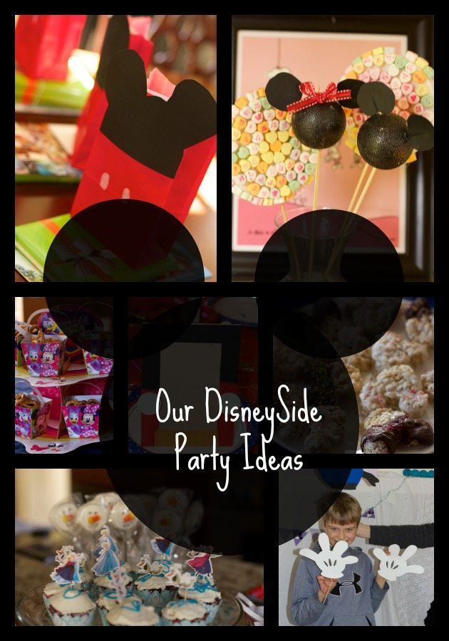 DIY Disney Party Ideas