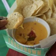 Super Bowl  Recipe : 2 Ingredient Queso with R0*TEL & VELVEETA