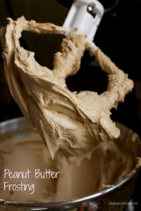 peanut butter easy frosting recipe