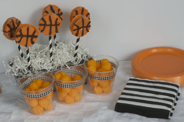 Basketball-party