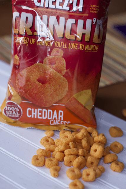 Cheez-It-Crunchd