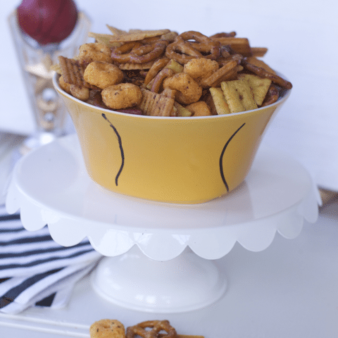 Slam Dunk Snack Mix Recipe