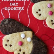 Perfect Puppy Shape Valentines Day Cookies