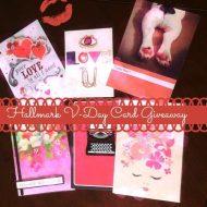 Hallmark Valentines Day Cards Giveaway