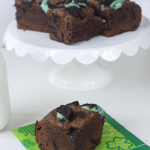 St Patrick's Day Dessert Idea- Ultimate Oreo Brownies