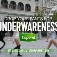 Drop Your Pants for Under Awareness
