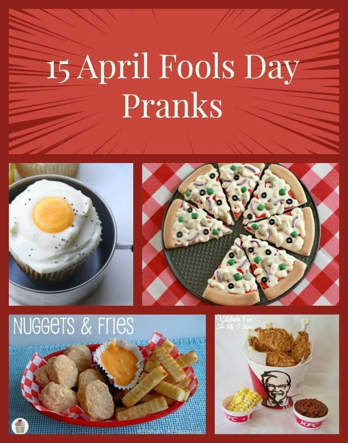 April Fools Day Pranks for Kids of All Ages