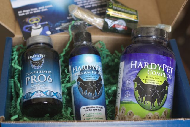 HardyPet Nutrition– Taking care of Your Dog's Health
