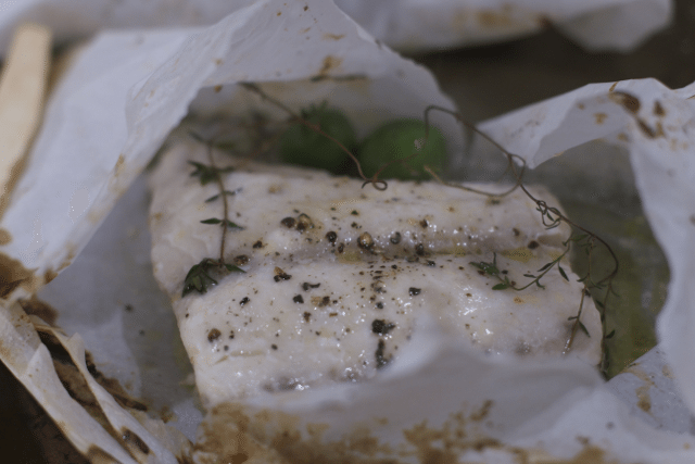 Make ahead Herb Roasted Fish Recipe