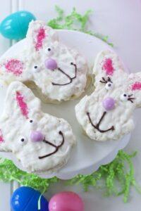 Easter Bunny Rice trea