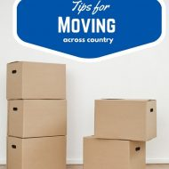 7 Tips For Moving Across Country