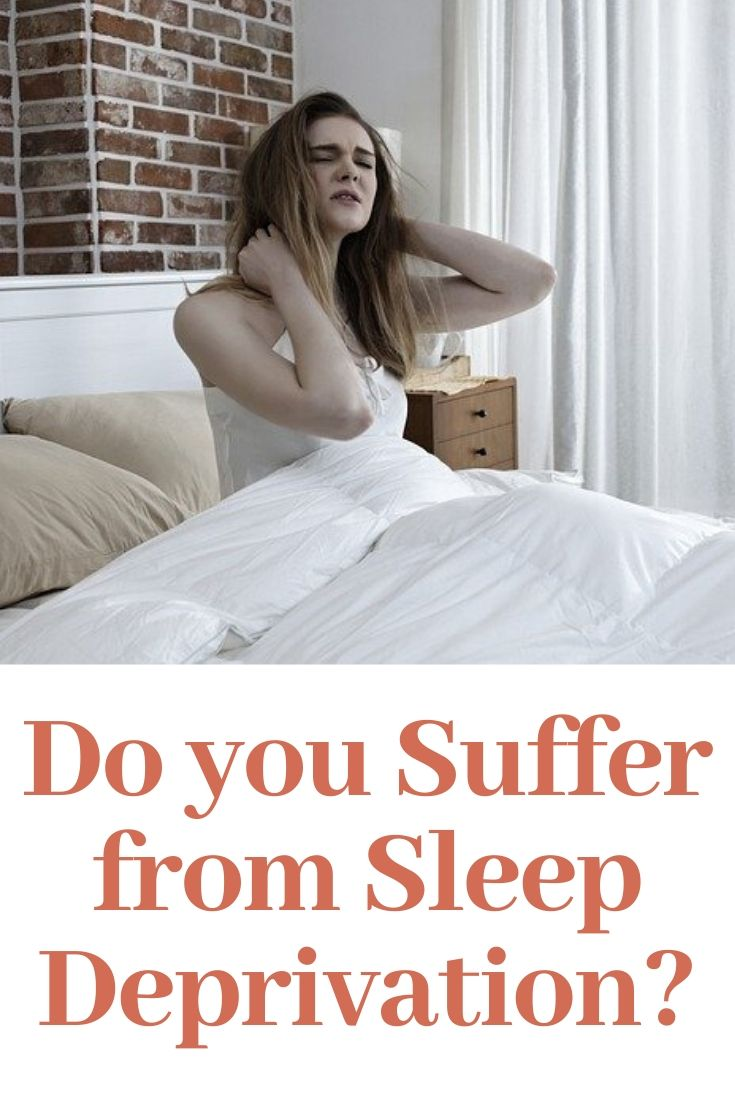 Do you Suffer from Sleep Deprivation?