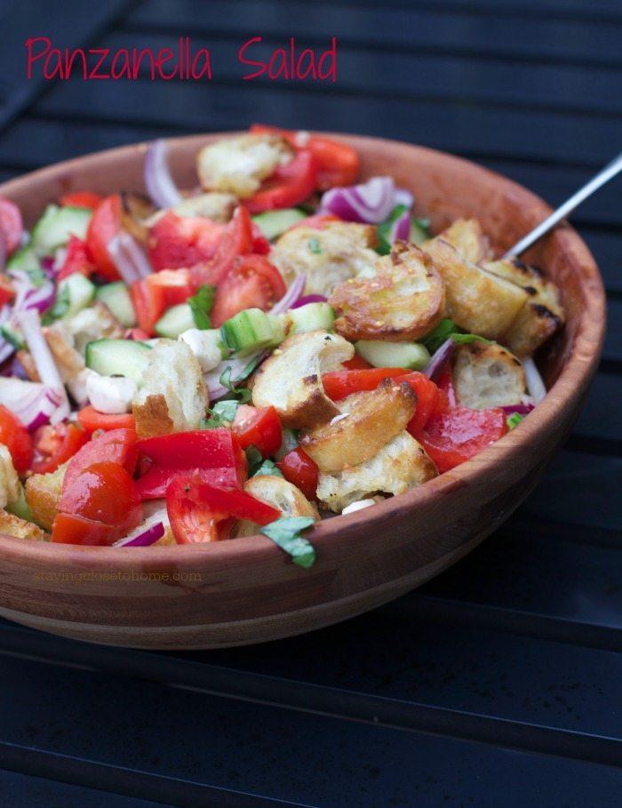 Panzanella Salad Recipe –Barefoot Contessa